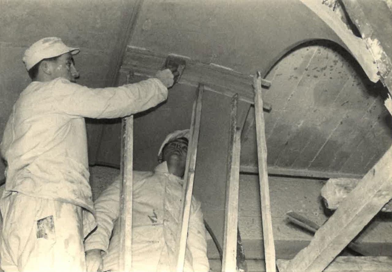 Horn Maler und Stuckateure Firmengeschichte 02